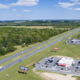 Aerial Commercial Development