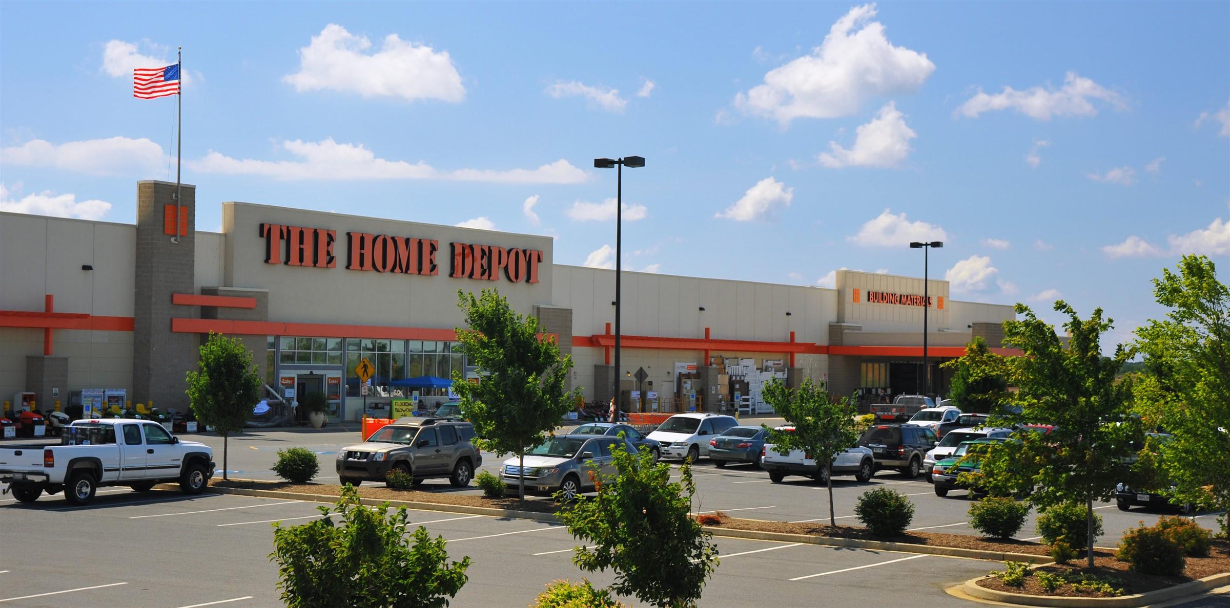 Home Depot Middletown Md De Commercial Development